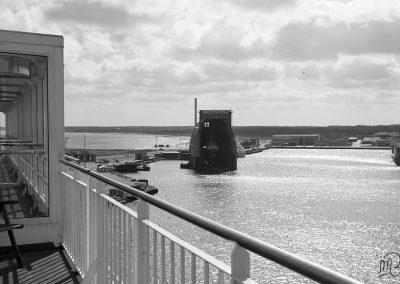 Carnet de voyage : Reportage photo en Iceland embarquement du ferry. Photographe freelance en Gironde, Bordeaux.