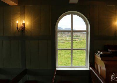 Carnet de voyage : Reportage photo en Iceland sur le patrimoine église. Photographe freelance en Gironde, Bordeaux.