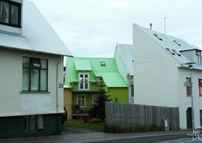 Carnet de voyage : Reportage photo en Iceland sur l'architecture de Reykjavik. Photographe freelance en Gironde, Bordeaux.