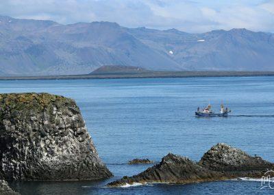 Carnet de voyage : Reportage photo en Iceland sur les fjords du nord. Photographe freelance en Gironde, Bordeaux.