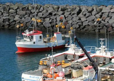 Carnet de voyage : Reportage photo en Iceland sur les fjords du nord et les ports. Photographe freelance en Gironde, Bordeaux.