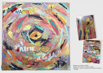 MR-peinture-acrylique-et-collage-absrtait-1-je-taime-maman